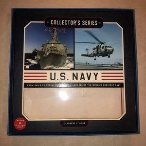 U.S. Navy Book